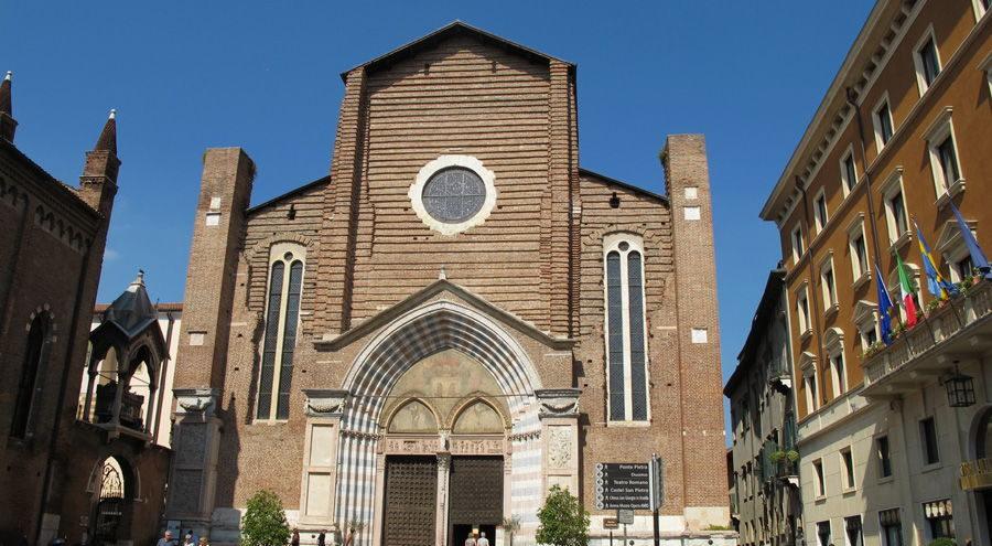 Церкви Вероны (фото)